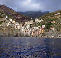 The Village of Riomaggiore