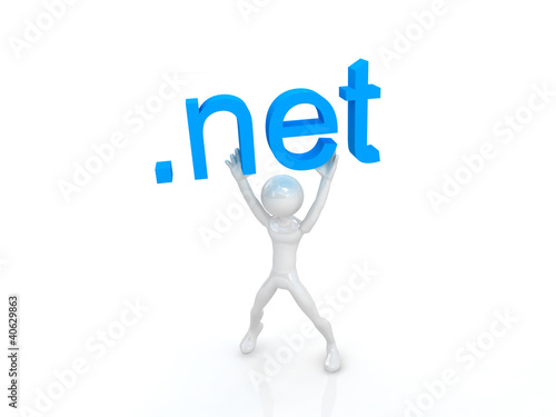 """.NET"" domain sale"