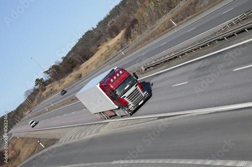 Fototapeten,lastkraftwagen,transport,highway,lastentransport