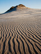 Sand ripples in Slowinski National Park