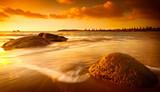 Fototapety Sun Tinted Beach