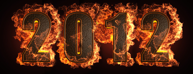 burning year