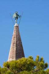Grado (prov. di Gorizia), campanile della chiesa di Sant'Eufemia