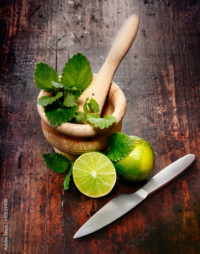 Mortar and Limes