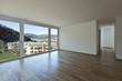 beautiful new apartment, interior, empty room