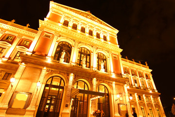 Wiener Opernhaus