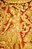 Fototapeta Pagoda - laos - Sztuka Starożytna