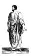Noble Antique Roman