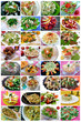 32 images food: salads