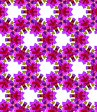 Abstract background seamless kaleidoscope pattern
