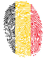 Thumbprint Belgium