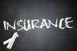 """Blackboard """"Insurance"""""""