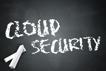"""Blackboard """"Cloud Security"""""""