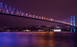 Bosphorus Bridge at the night 6