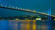 Bosphorus Bridge at the night 2