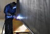 Schweißer Stahlbau // fabrication
