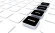 3D Pads Black - Keywords Design Content Ranking 2