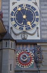zodiacal clock in Bern