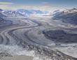 Gletscher, St Elias Range, Kanada - 40657252