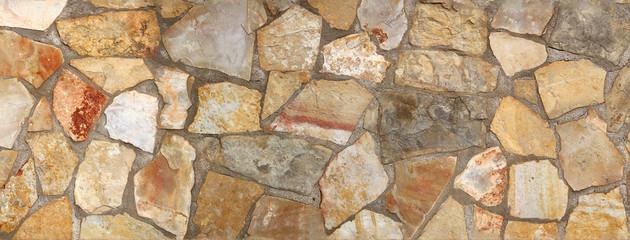 Steinwand; Seinmauer, Natursteinmauer; Natursteinwand