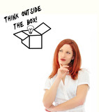 Think outside the box! (2)