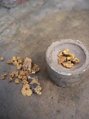 creuset d'or