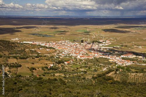 Sierra de Fuentes.