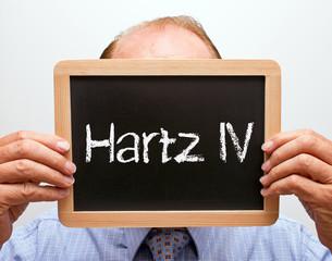 Hartz IV - Arbeitslosigkeit