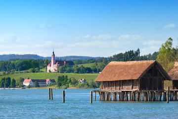 Klosterkriche Birnau am Bodensee