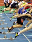 Fototapety Start of the race