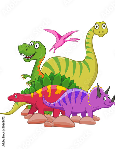 Aluminium Dinosaurs Dinosaur cartoon