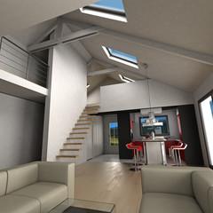 maison en construction, batiment et architecture 03