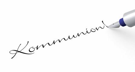Stift Konzept - Kommunion!