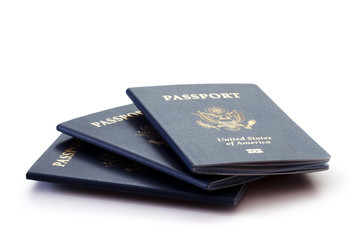 three us passports