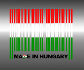 Made in Hungary.