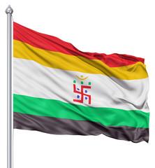 Waving Flag of Jain