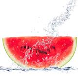 Fototapeta arbuz - melon - Owoc