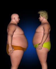 two fat guys