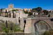 Puente de San Martín, Toledo, Castilla la Mancha, España