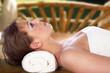 Beauty entspannt bei Wellness