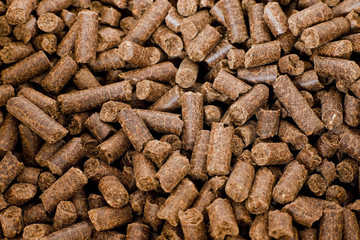 DDGS Pellets (Dried Distillers Grains with Solubles)