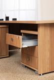 Fototapety wooden desk