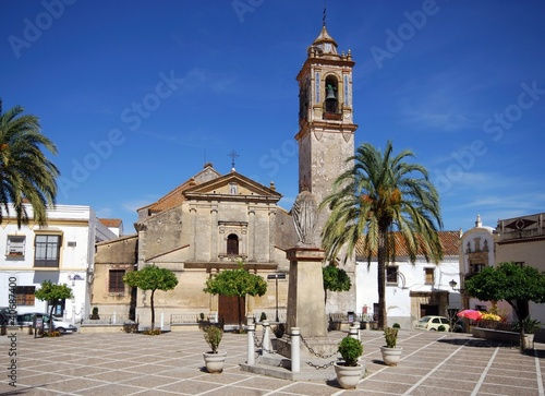 Church, Bornos, Andalusia, Spain © Arena Photo UK