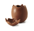 Broken Chocolate Easter egg - 40690048