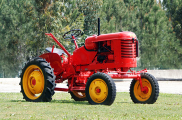 tractor, trator