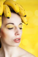 Bananenmädchen