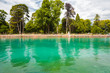 Annecy Park Turquoise Lake Water