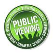 Sticker - Public Viewing (II)