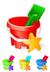 children bucket