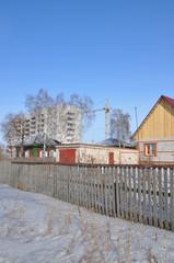 Modernization of rural to urban areas.